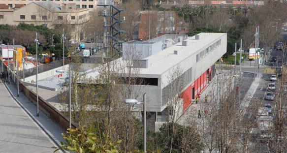 2011 Parc de Montjuïc