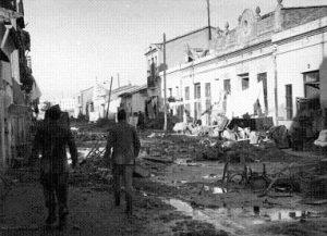 1957 Valencia Inundacions